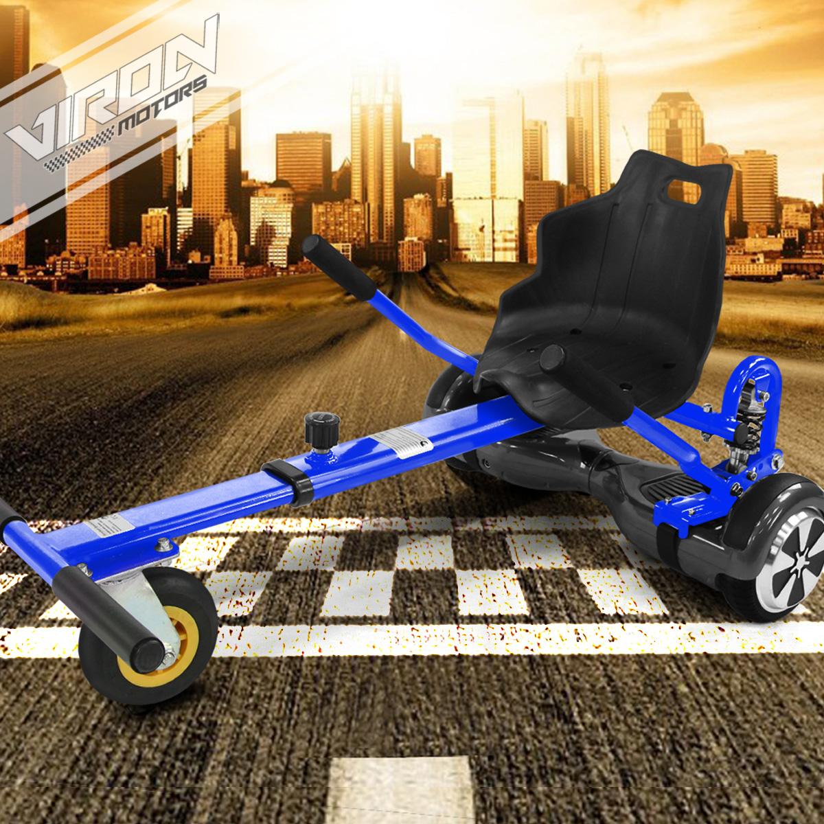hoverkart f r hoverboard balance scooter e scooter sitz. Black Bedroom Furniture Sets. Home Design Ideas