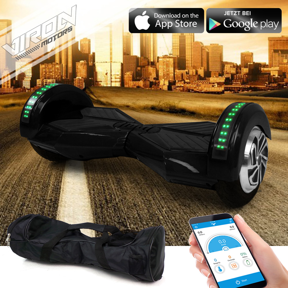 E-Scooter Hoverboard E-Balance Scooter Smart Smart Smart Board Elektroroller Elektro Wheel f415b1