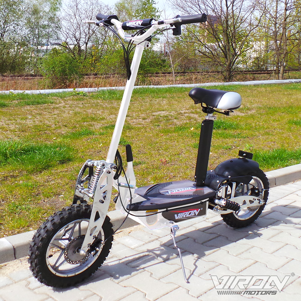 elektro scooter 1000 watt escooter roller 36v 1000w. Black Bedroom Furniture Sets. Home Design Ideas