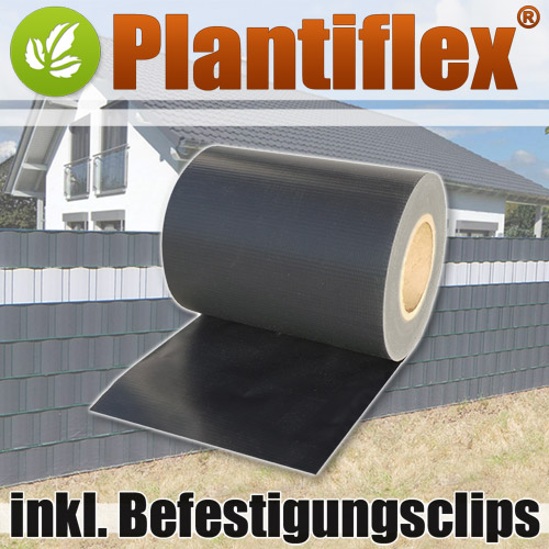 Sichtschutz-Rolle-blickdicht-PVC-Zaunfolie-Windschutz-fuer-Doppelstabmatten-Zaun