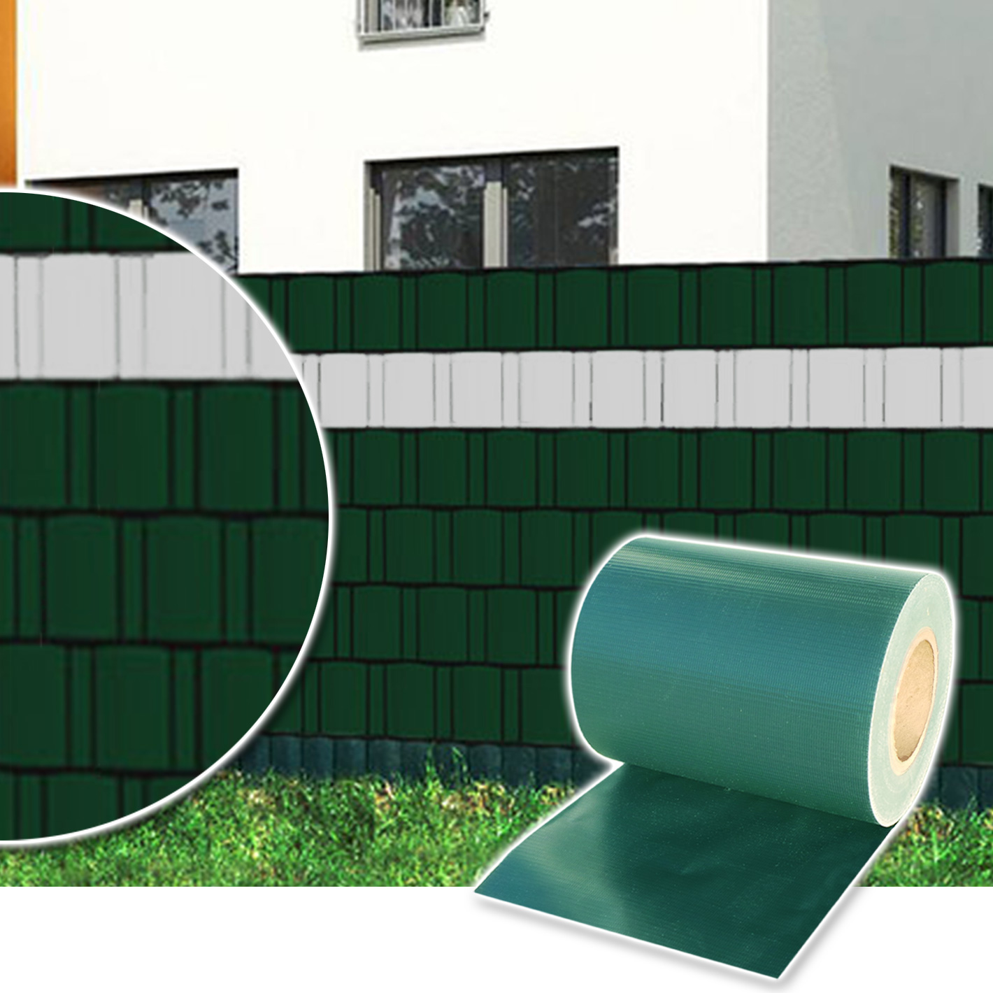 Sichtschutz Rolle Grun Möbel Ideen und Home Design Inspiration